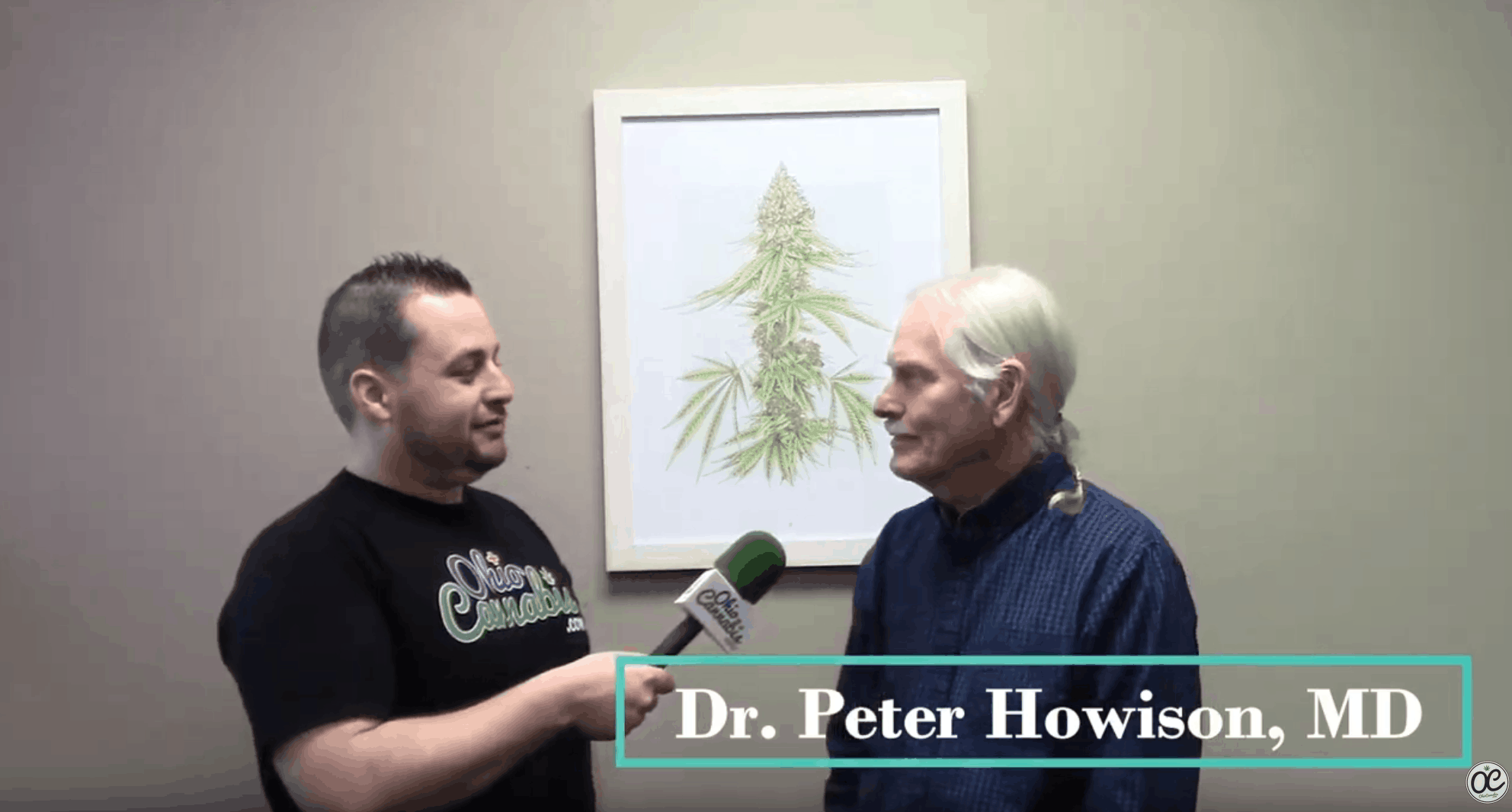 Dr. Peter Howison, M.D. & Johnny